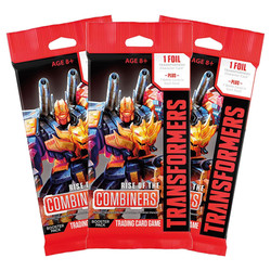 Transformers TCG - Combiners Booster Pac