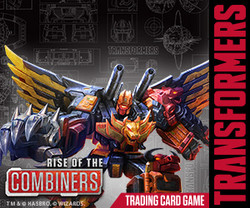 Transformers -Rise of the Combiners
