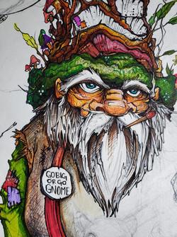 Go Big or Go Gnome