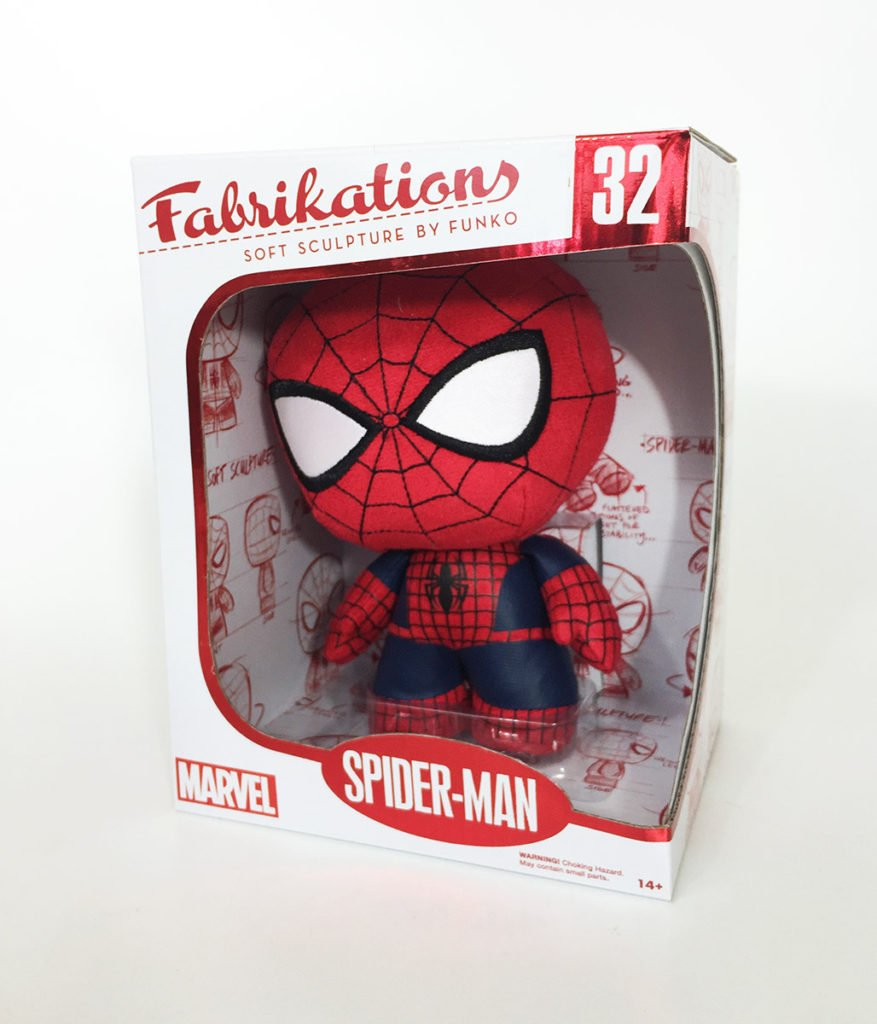 Spiderman - Fabrication
