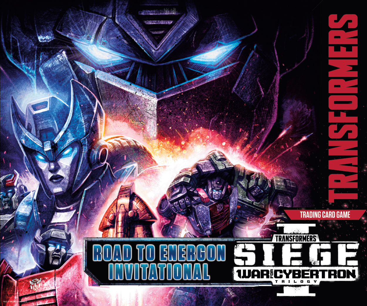 Transformers TCG - EI Marketing