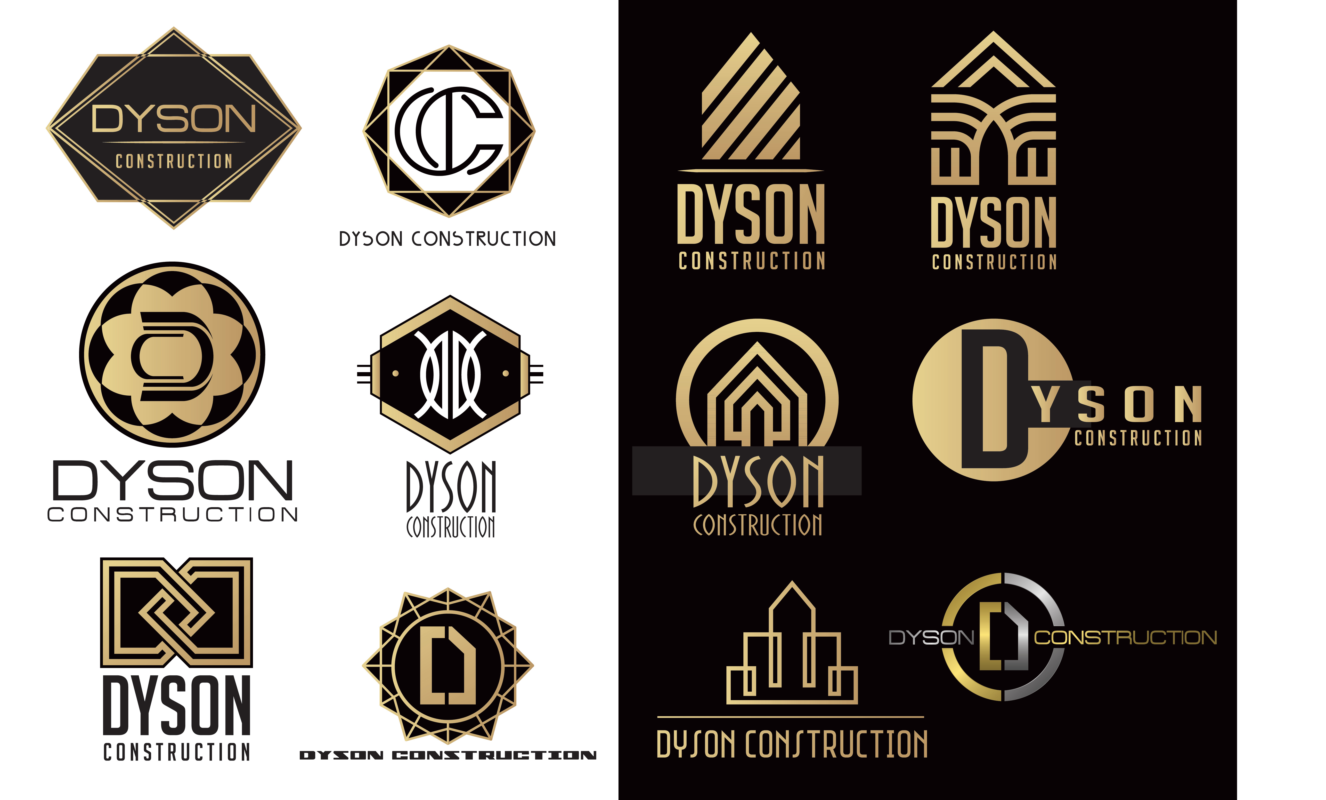 Dyson Construction Concept Sheet