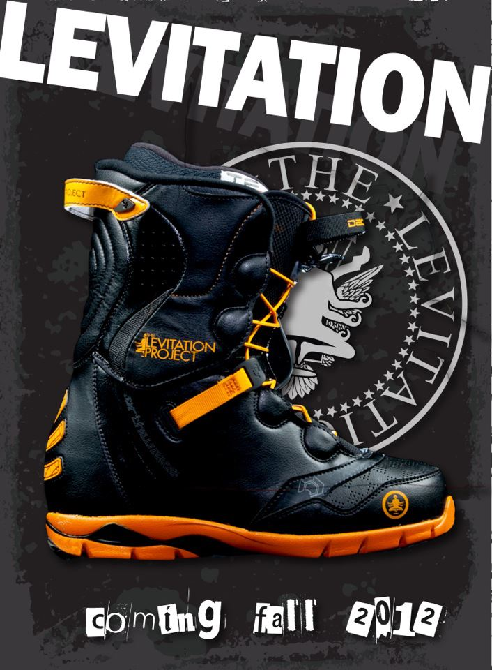 LP Snowboard Boot