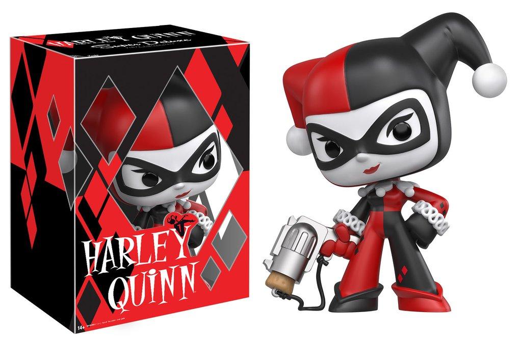 Super Deluxe Harley Quinn