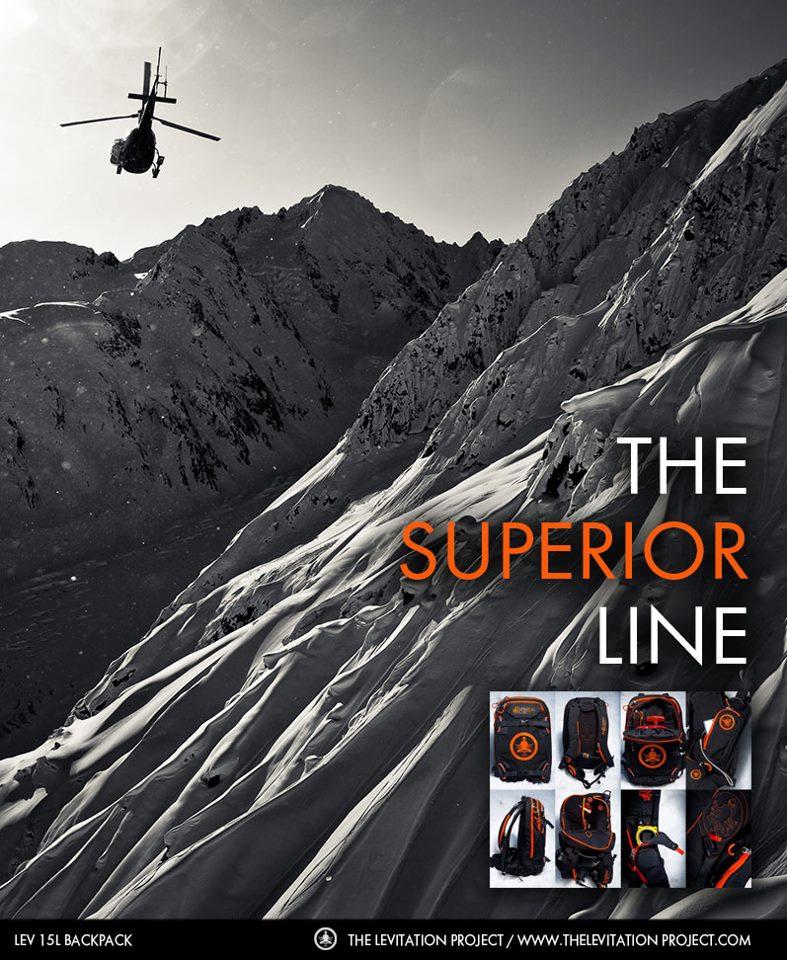 Superior Line print ad