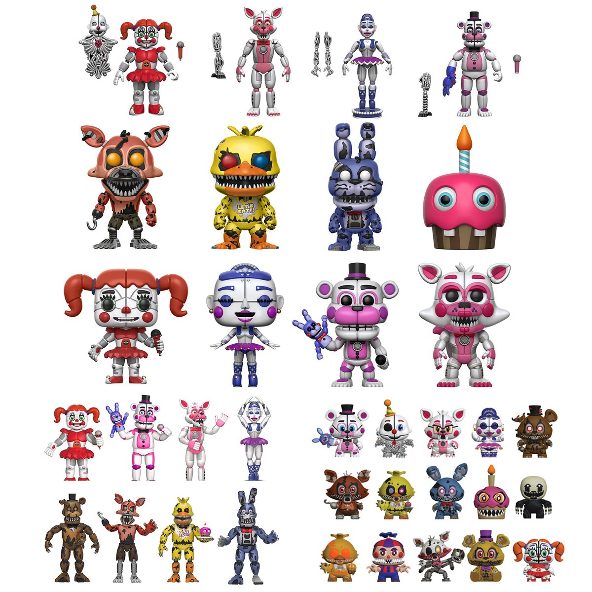Five Nights at Freddy's - Sister Location