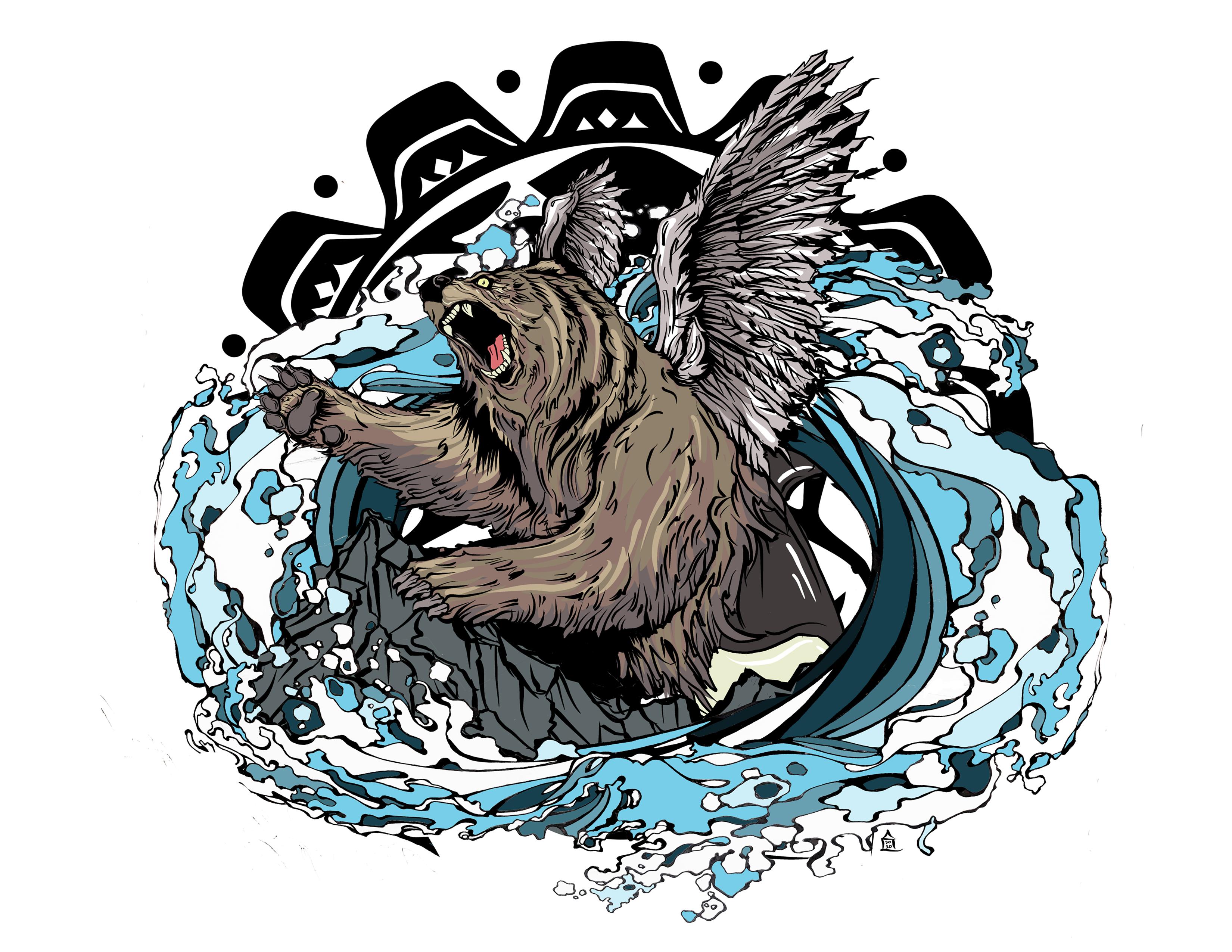 Aurora Projekt - Orca Bear