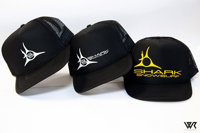 Shark Logo / Truckers