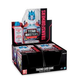 Titan Masters Attack Display