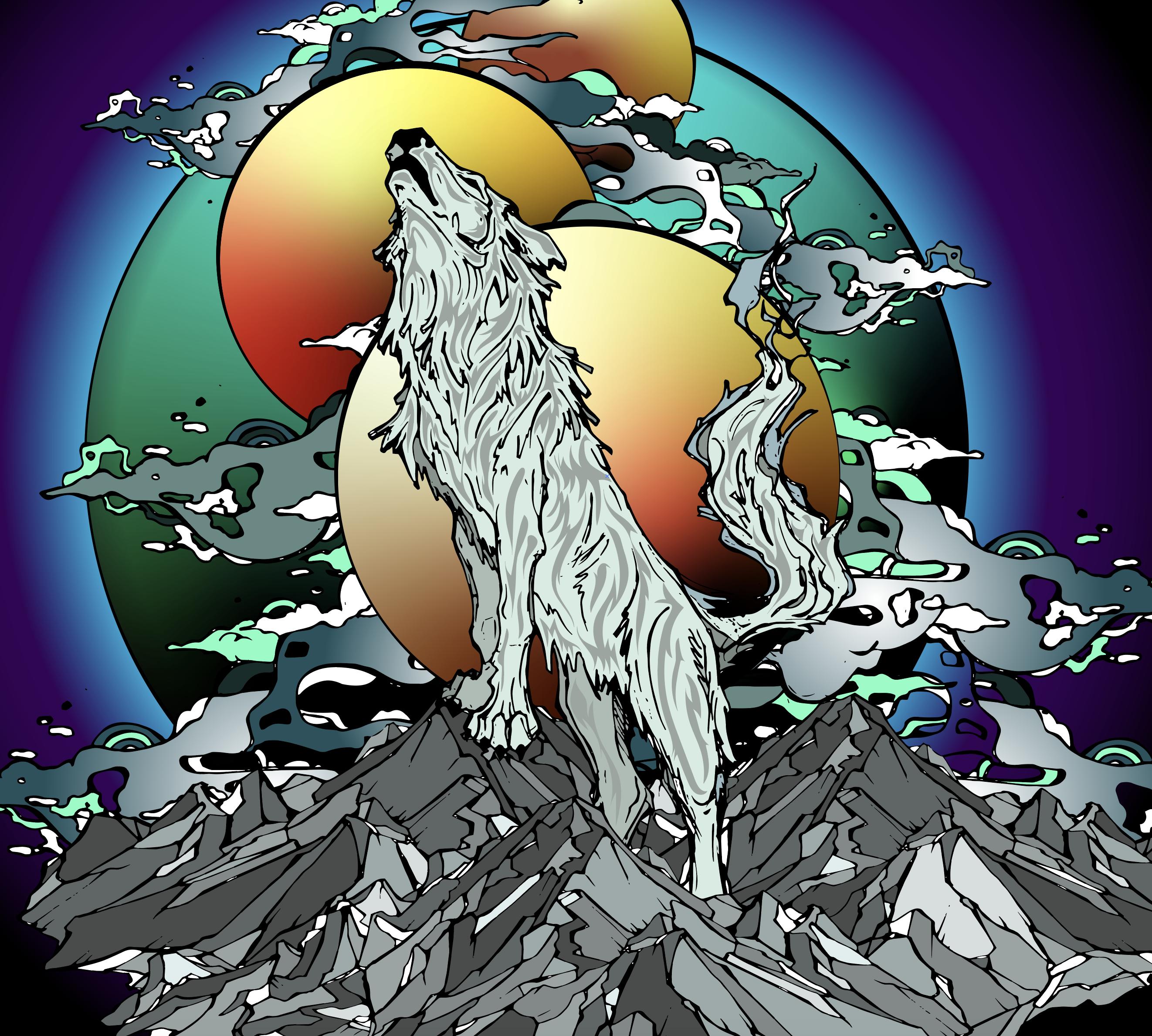 The Aurora Wolf