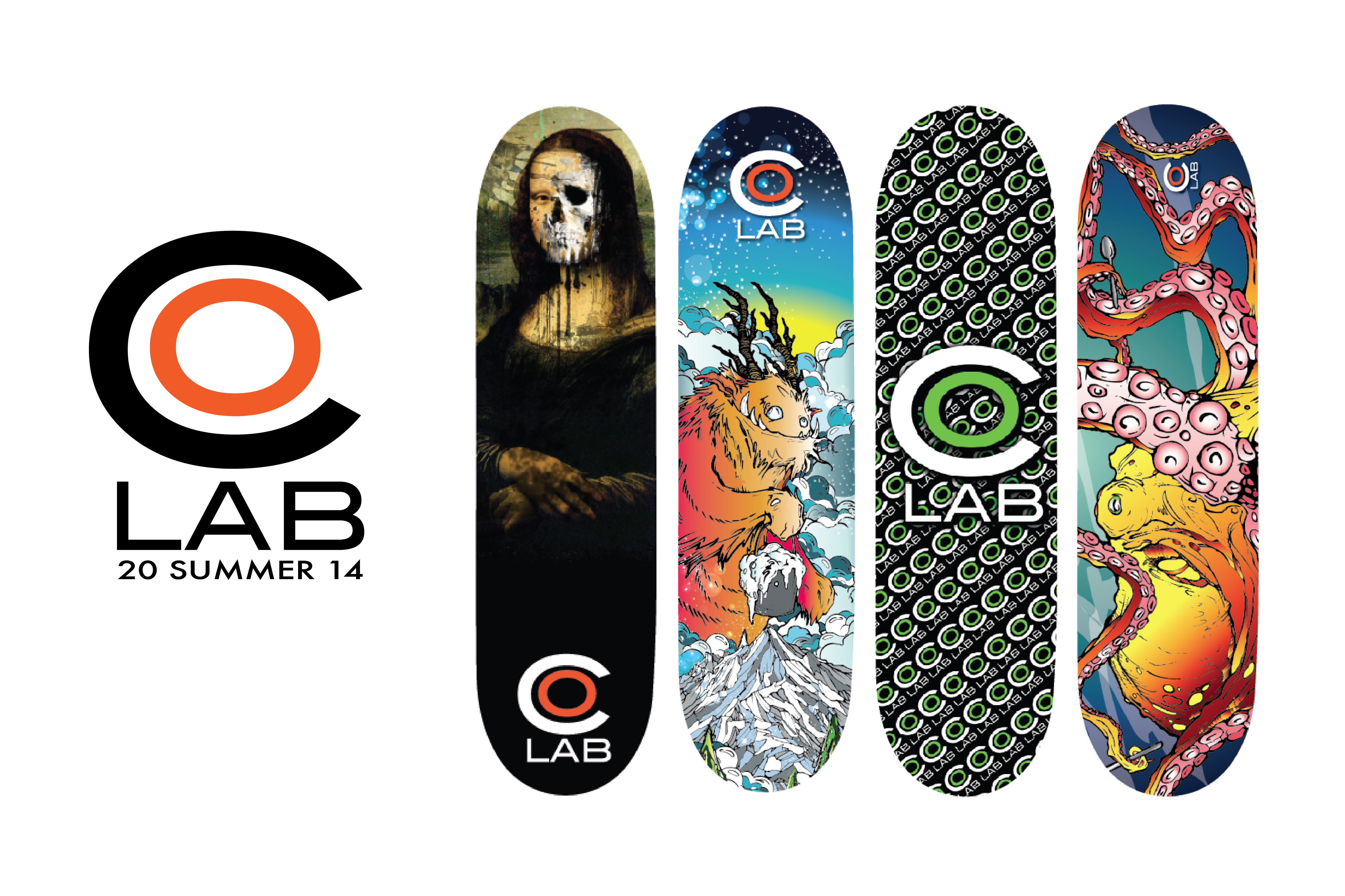 CoLAB Skate Series 1