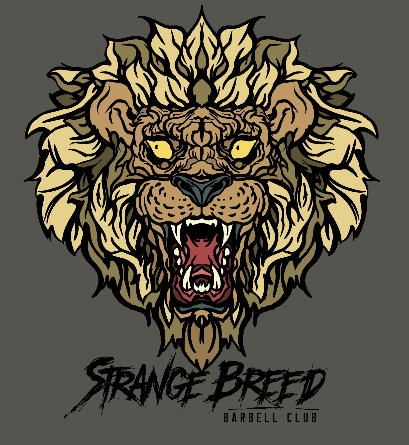 Strange Breed Barbell Club
