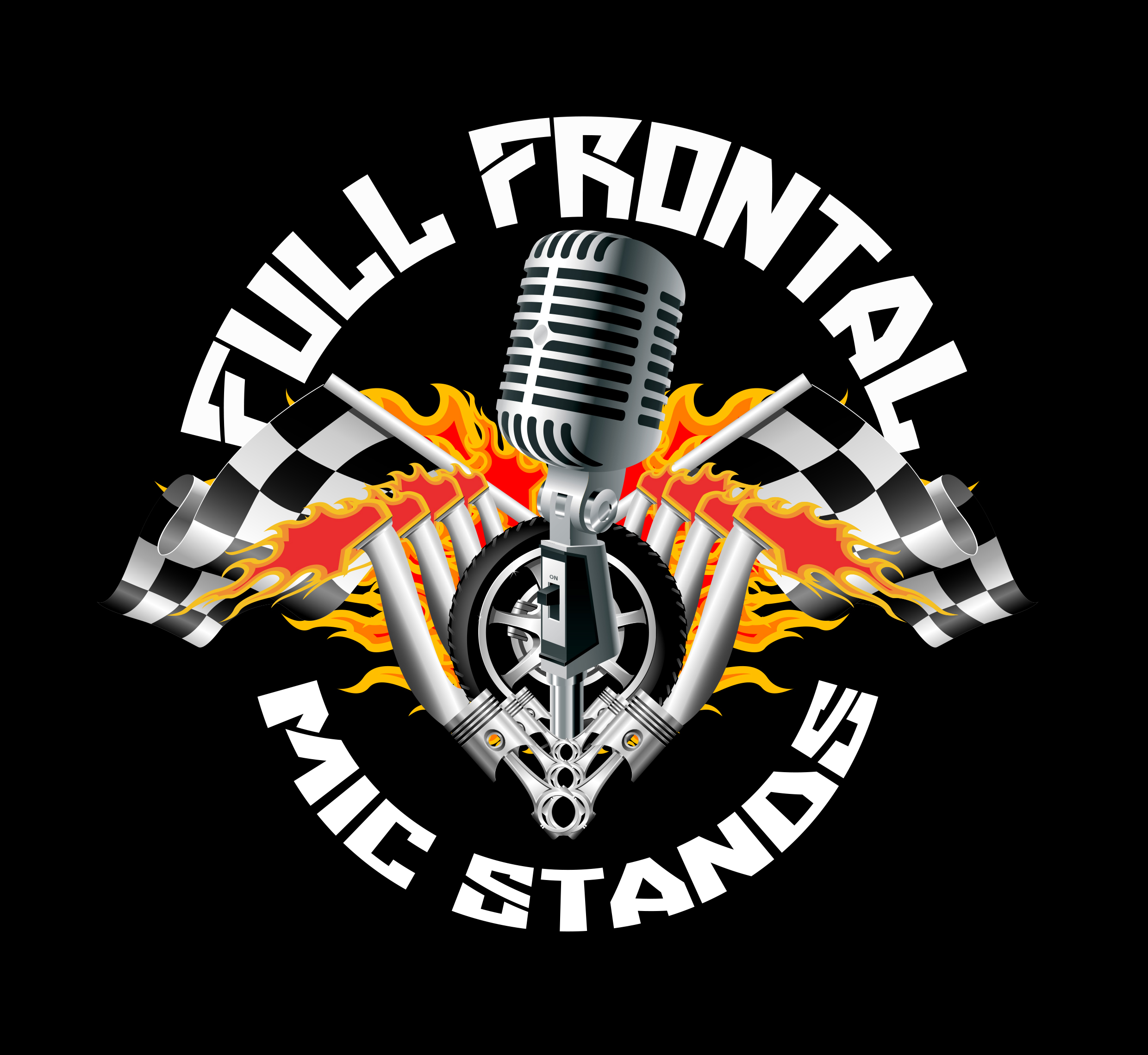 Full Frontal Mic Stands