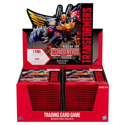 TRANSFORMERS TCG - Rise of The Combiners