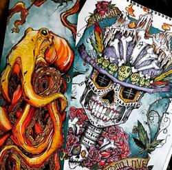 OctoPirate & The Voodoo King