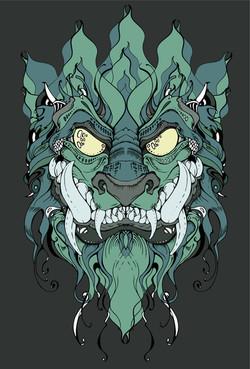 Aurora Dragon