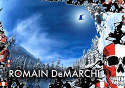 LP Romain DeMarchi poster art