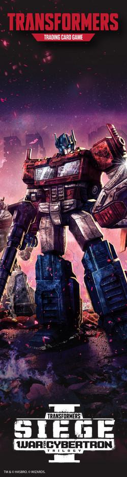 Transformers TCG - Siege I Marketing