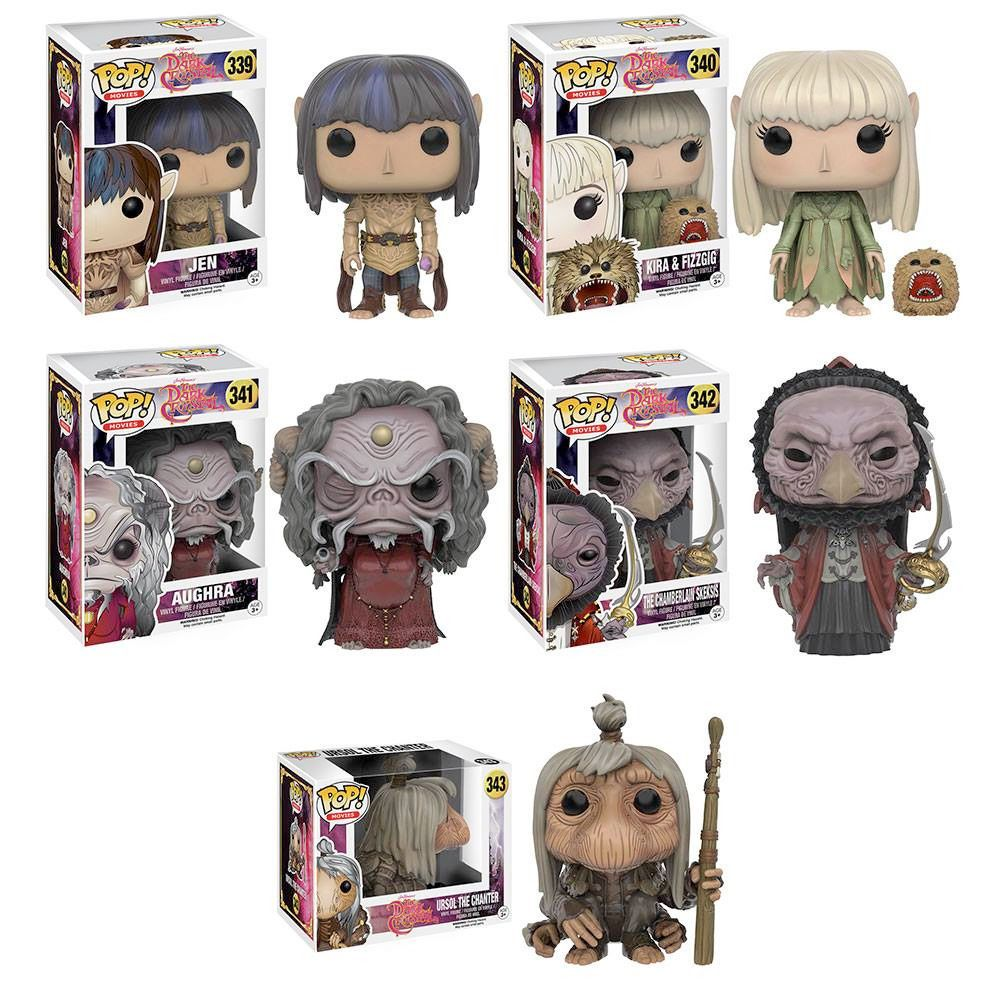 Dark Crystal Pops! Wave One