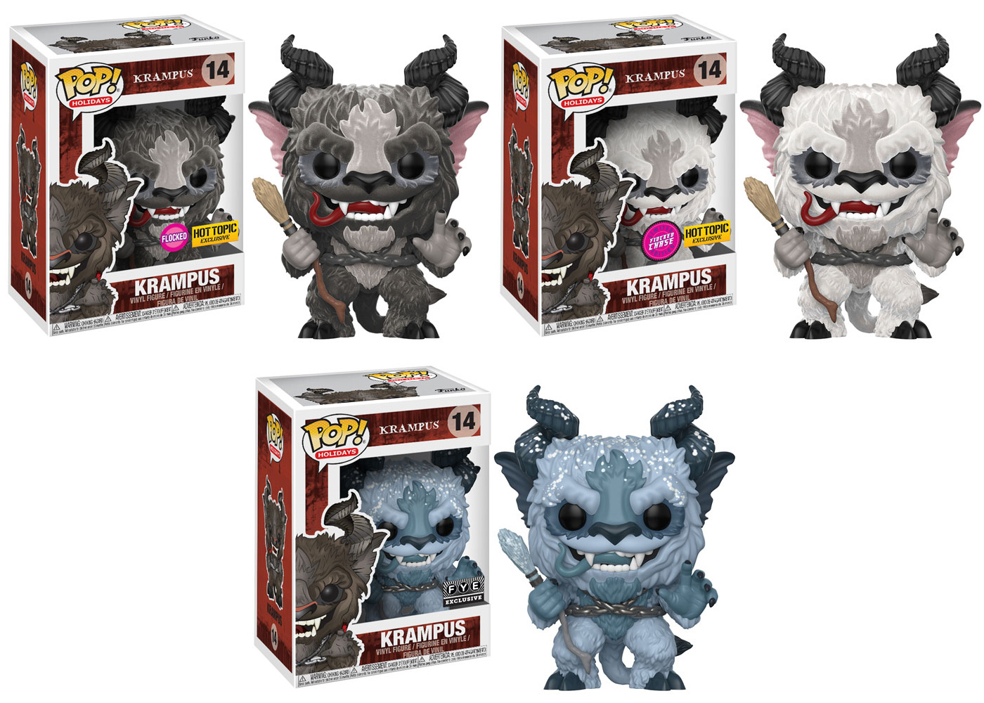 Krampus Pops