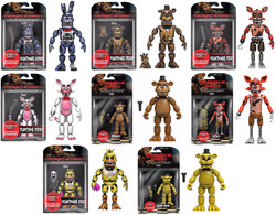 Five Nights at Freddy's Figures