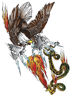 Cobra vs. Eagle
