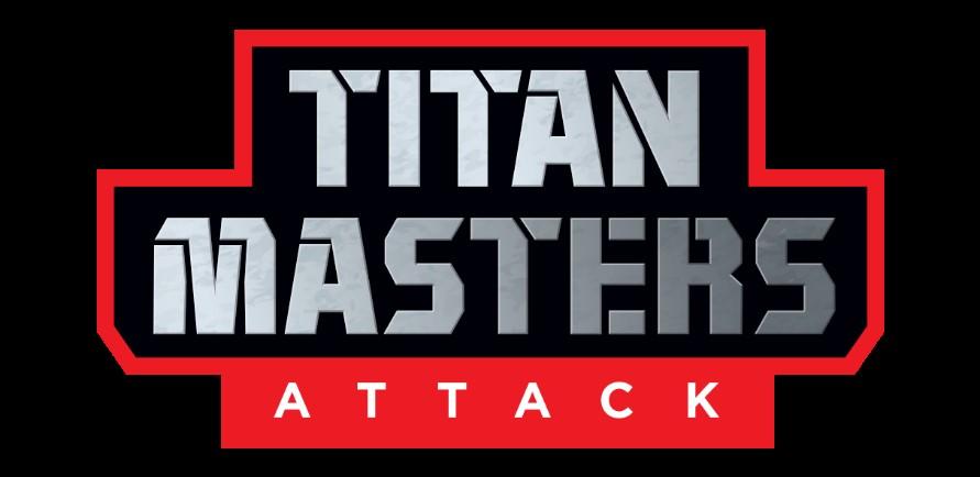 Titan Masters Attack - logo