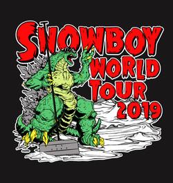 Snowboy World Tour 2019 - Graphics