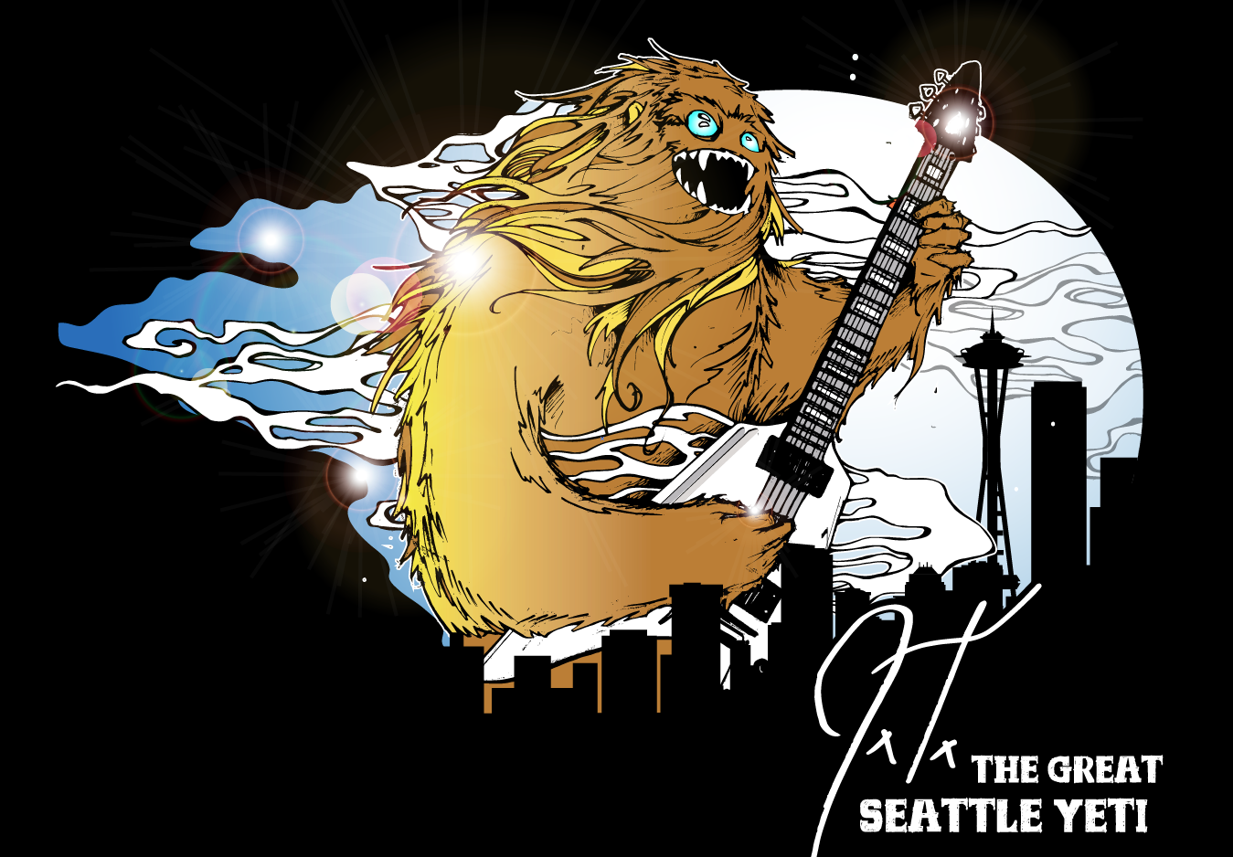 GREAT SEATTLE YETI