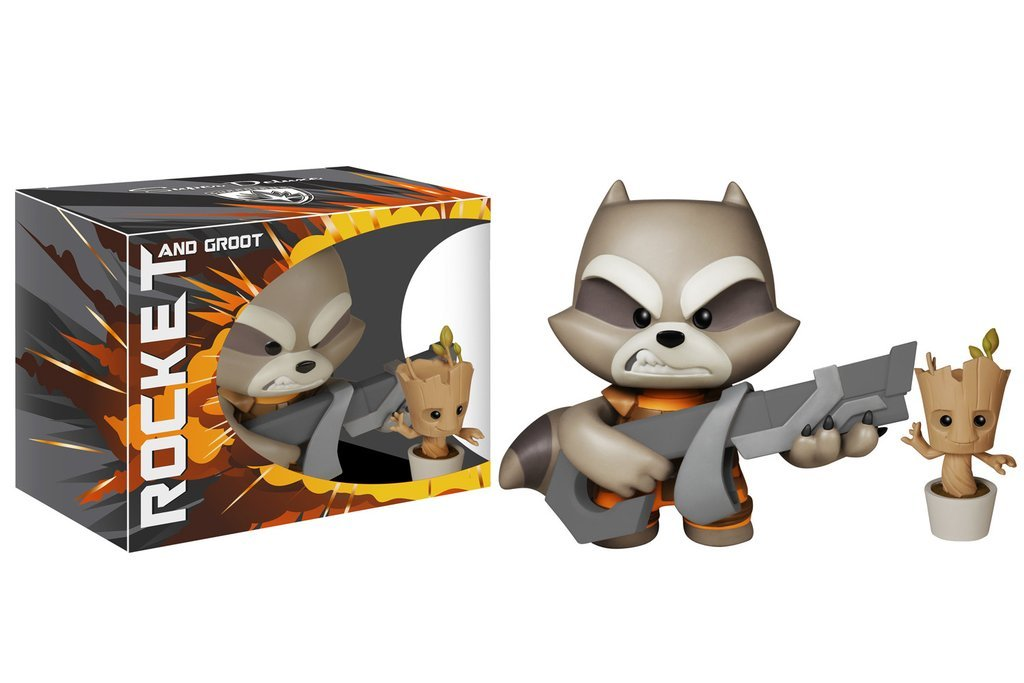 Super Deluxe Rocket & Baby Groot