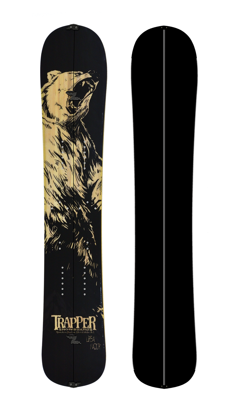 Ursa Major - Trapper Snowboards