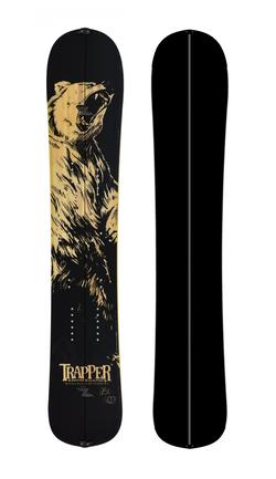 Ursa Major - Trapper Snowboards