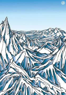 Glaciated Horizon