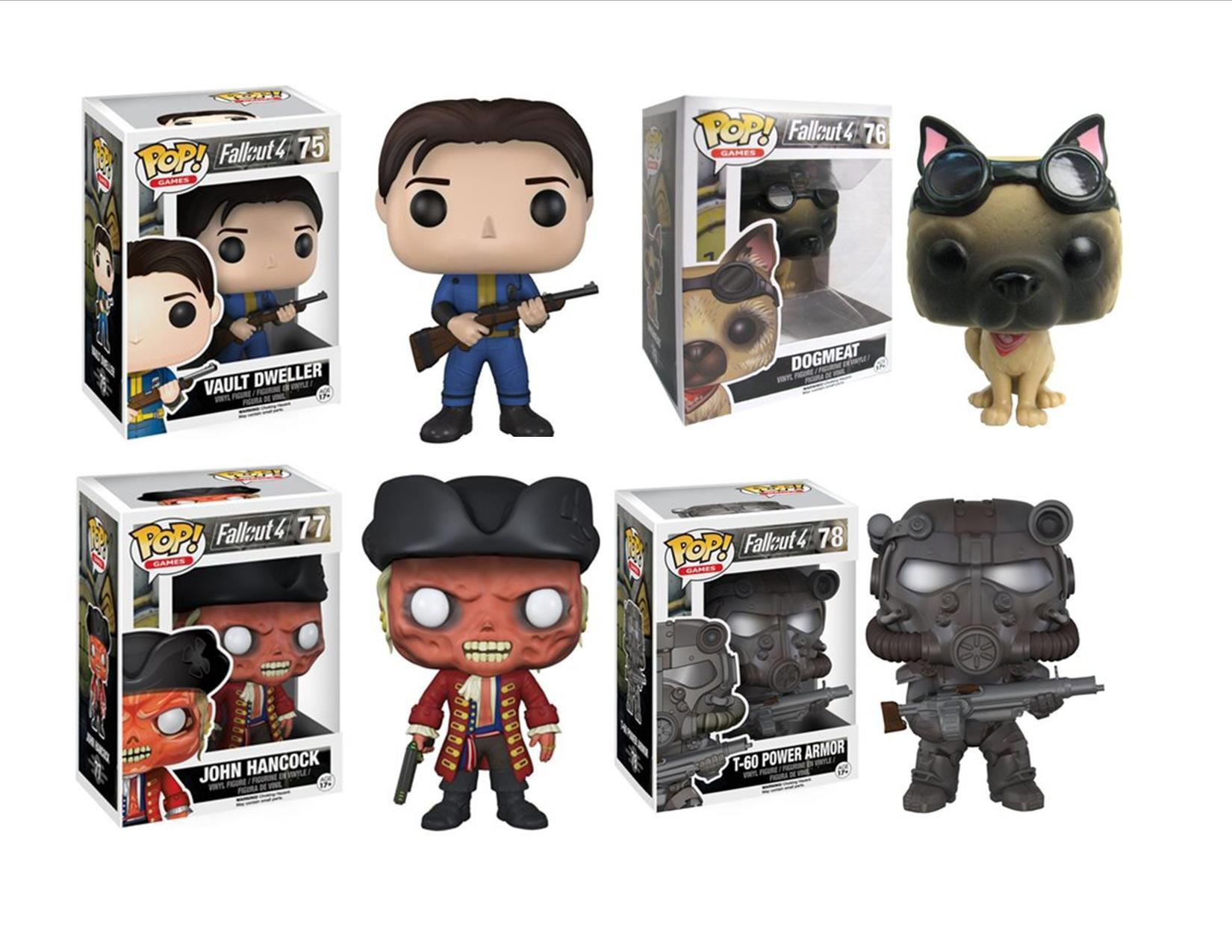Fallout Pops