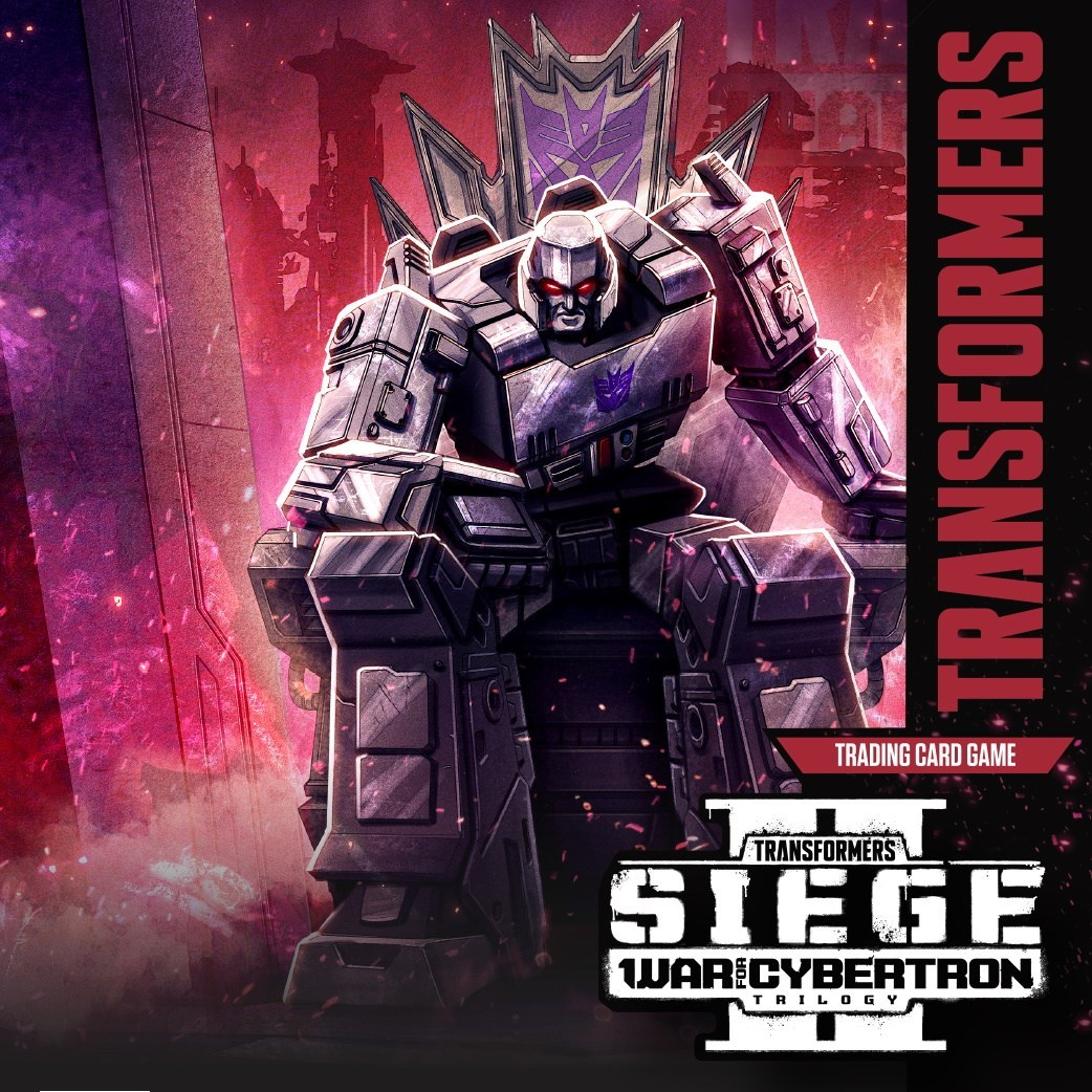 Transformers TCG - Siege II Marketing