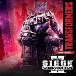 Transformers TCG - Siege II Marketing