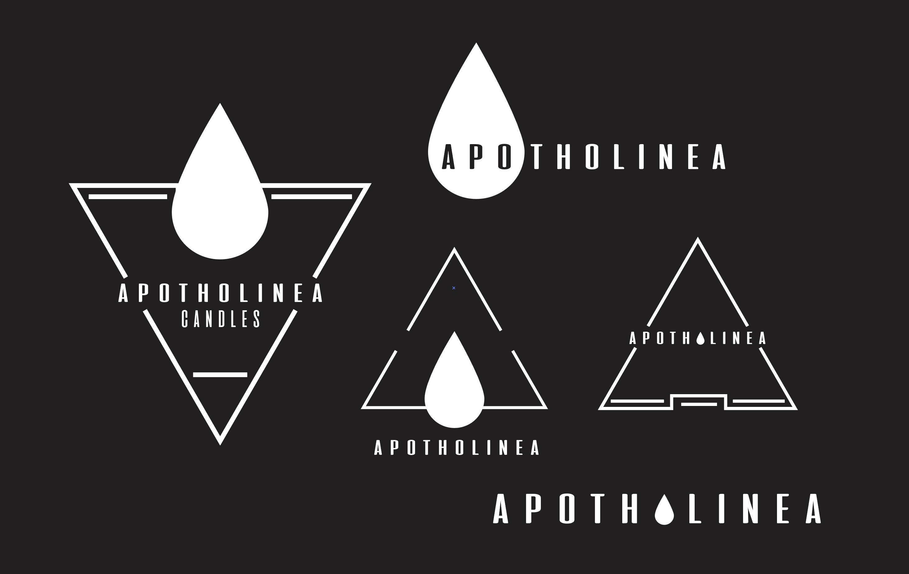 Apotholinea - Logo Concept Sheet