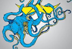 Royal Board Shop Octopus