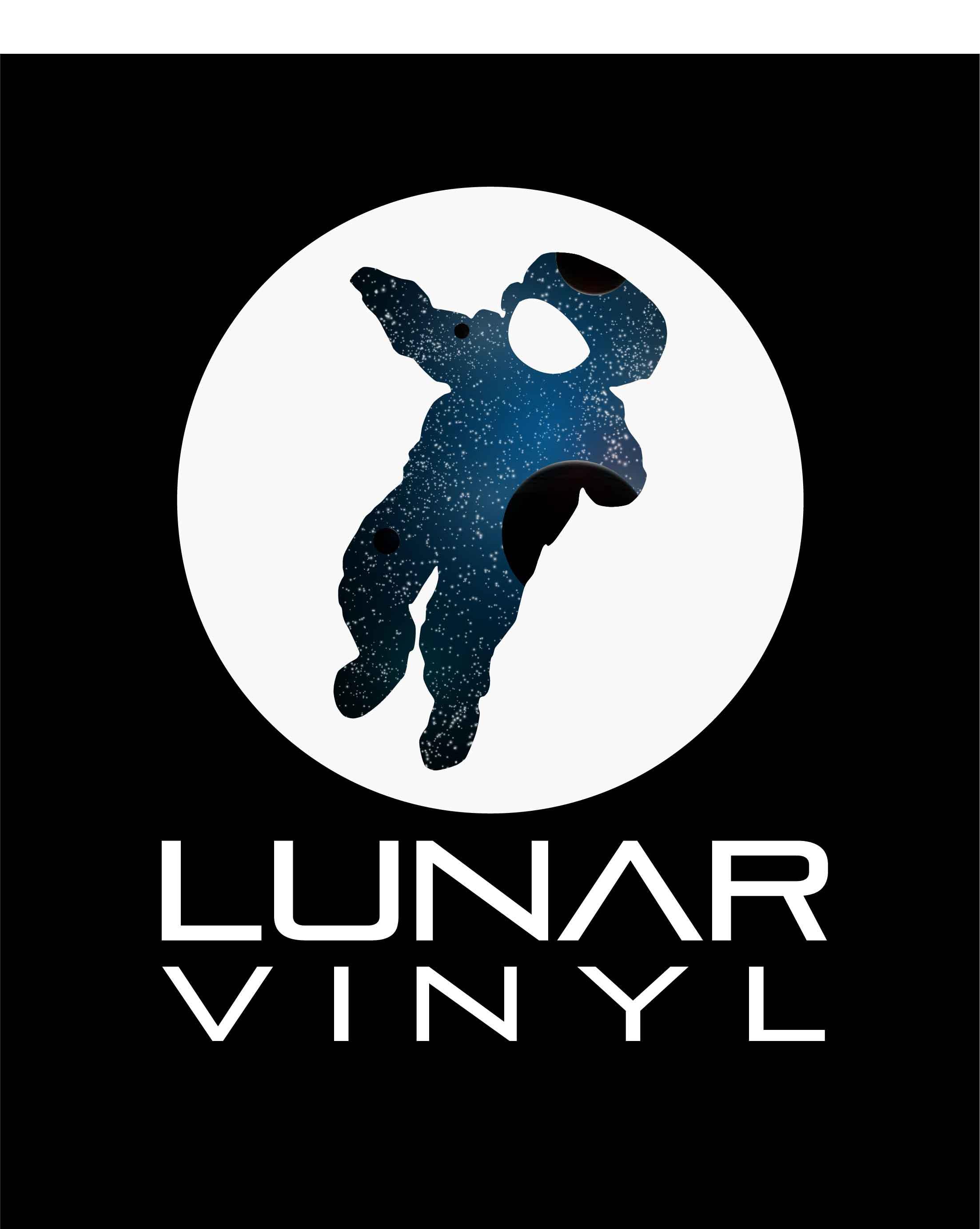 Lunar Vinyl Logo