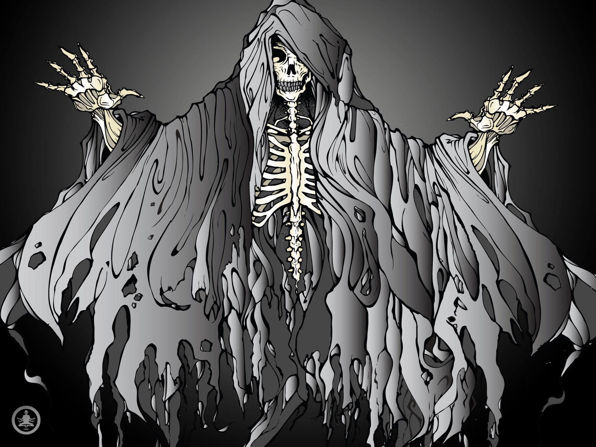 Floating Reaper