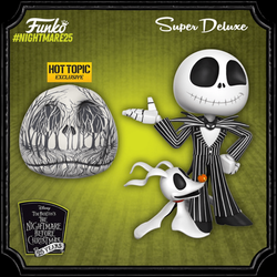 Jack - Hot Topic Exclusives