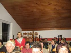 Občni zbor, 14. 2.2014
