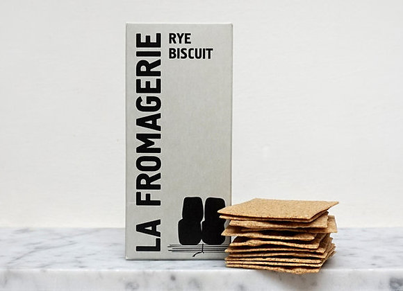 Rye Biscuits