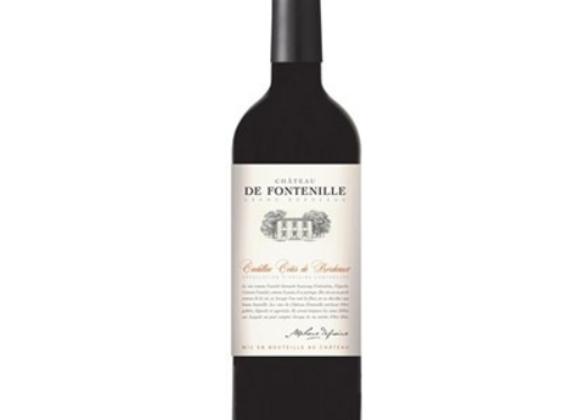 Château de Fontenille, Cadillac Côtes de Bordeaux 75cl