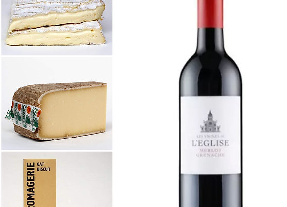 Lockdown Cheese & Wine
