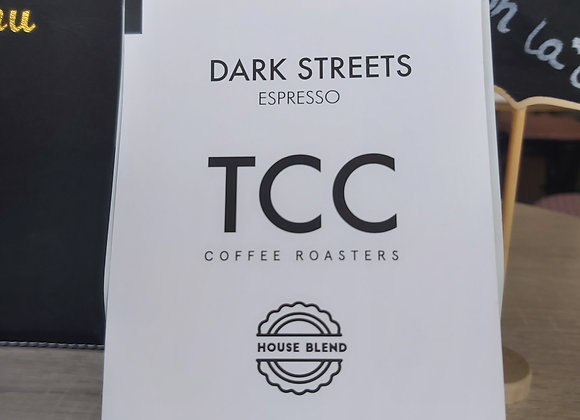 Dark Streets Coffee 250g