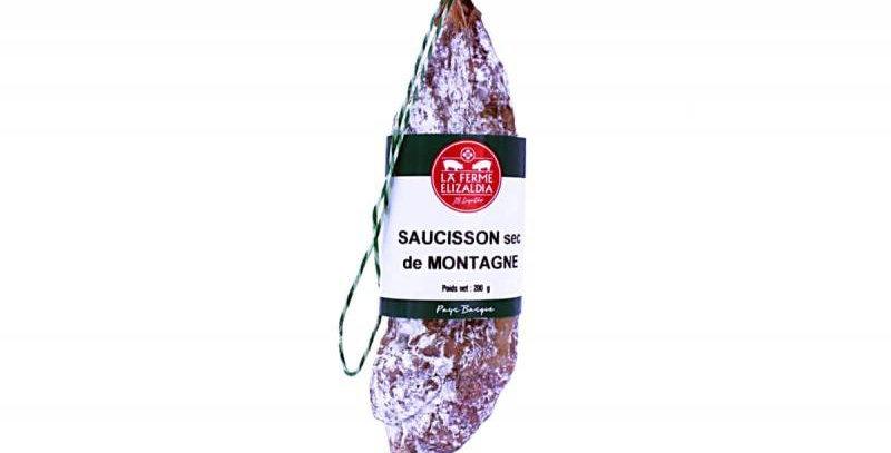 Mountain Saucisson