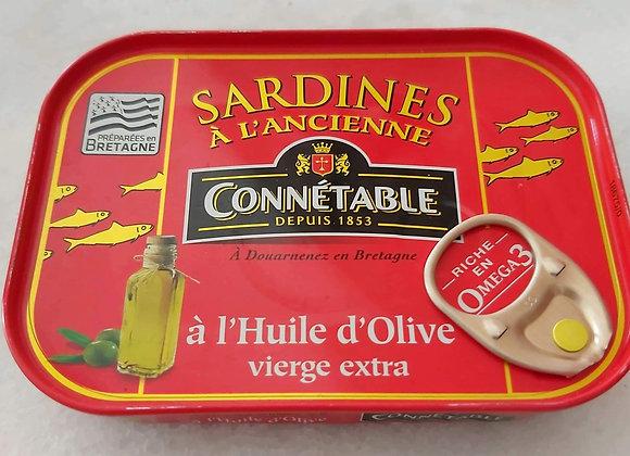 Sardines a l'Ancienne 115g