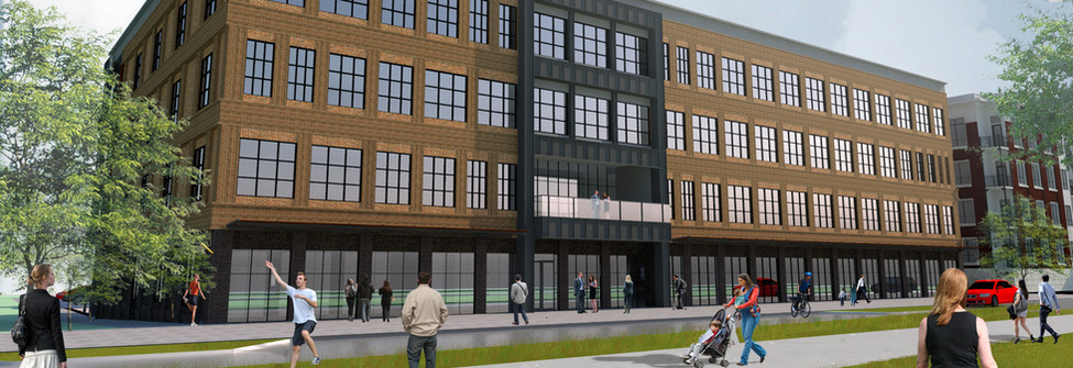 MJ Insurance Building - Carmel, IN