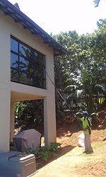 Seaward Estate Ballito Window Cleaning
